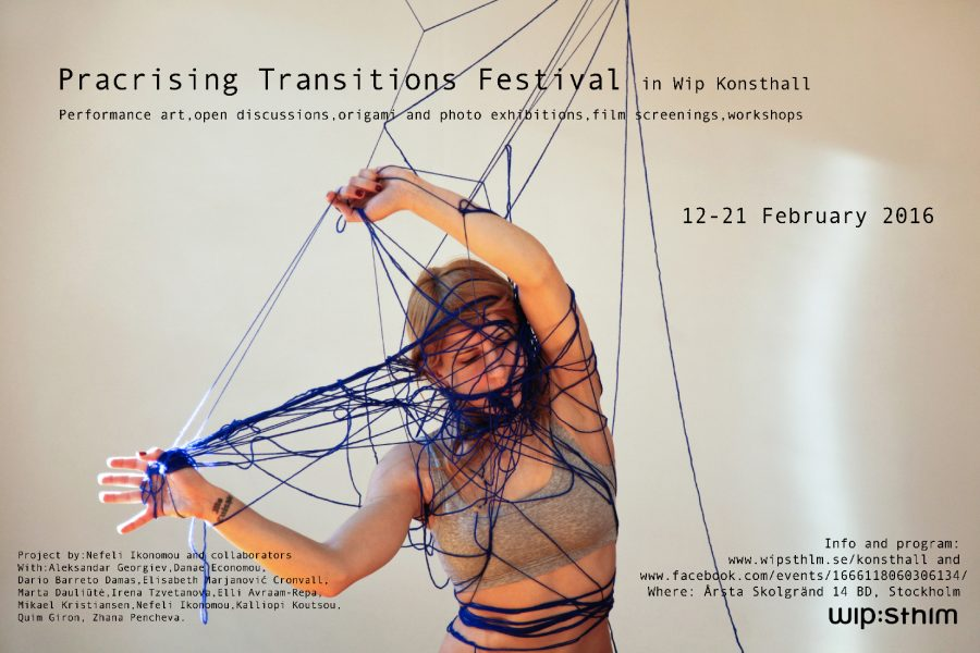 Pracrising Transitions